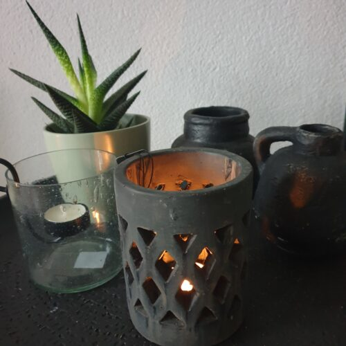 BRYNXZ Cylinder tealight